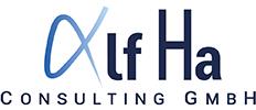 AlfHa-Consulting Logo